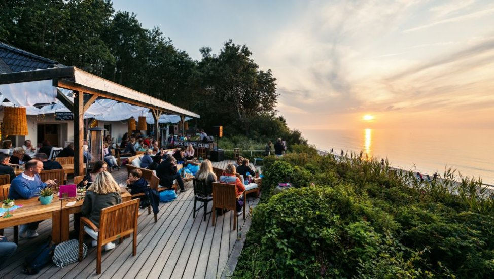Deck Beach Club Heiligendamm, © TMV Tiemann