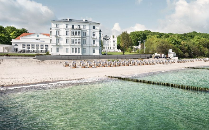 Heiligendamm - 'The white city by the sea', © Grand Hotel Heiligendamm