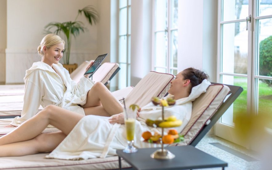 Wellnessurlaub im Grand Hotel Heiligendamm, © Grand Hotel Heiligendamm